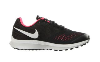 Nike ZOOM WINFLO 4 GS JUNIOR NEGRO BLANCO N881583 001