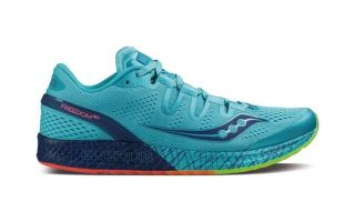 Saucony FREEDOM ISO MULHER AZUL S103553