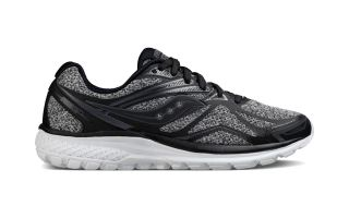 Saucony RIDE 9 LR GREY BLACK S103641