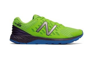 New Balance MURGE VAZEE LIGHTWEIGHT CUSHIONING GREEN BLUE