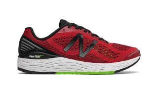 New Balance FRESH FOAM VONGO V2 RED PURPLE