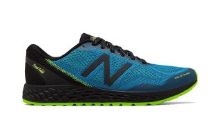 New Balance FRESH FOAM GOBI V2 BLUE GREEN