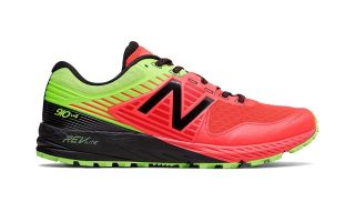 New Balance 910v4 TRAIL ROJO VERDE