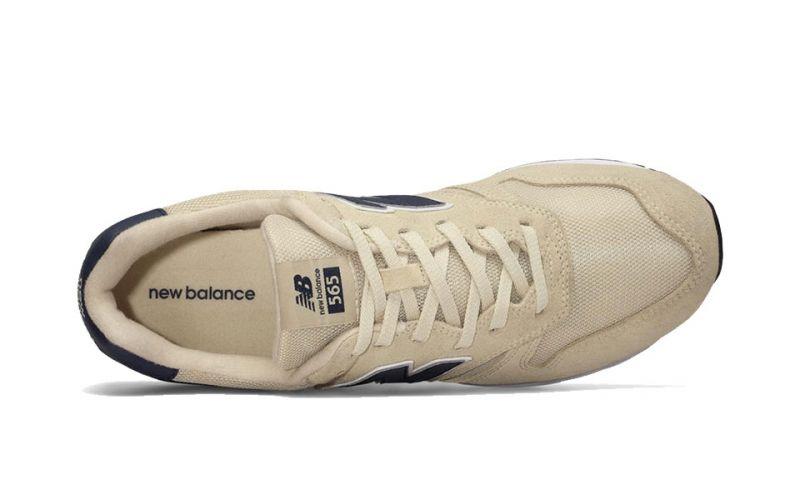 new balance 565 beige
