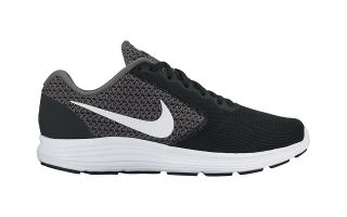 Nike REVOLUTION 3 MUJER GRIS OSCURO N819303 001
