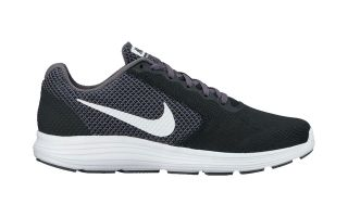 Nike REVOLUTION 3 WOMEN BLACK WHITE N819303 019