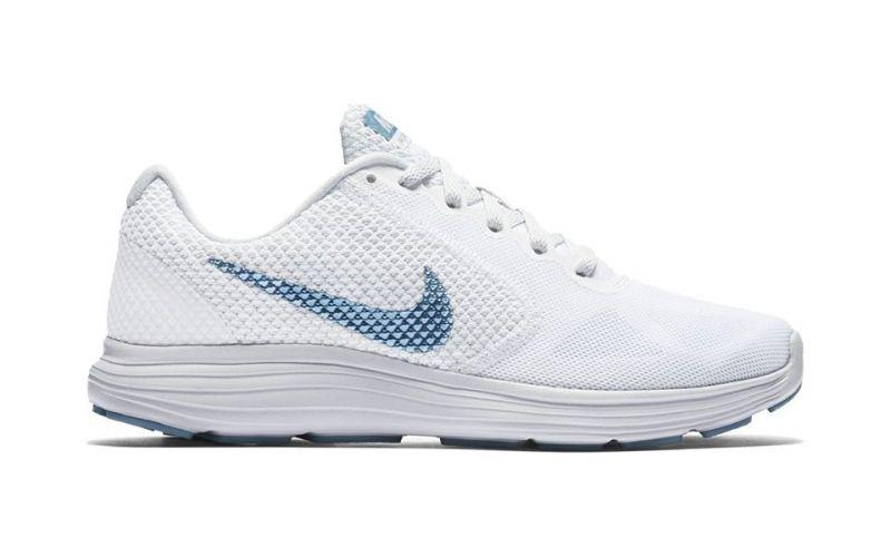 NIKE REVOLUTION 3 DAMEN WEISS | Exklusive Rabatte Nike Running