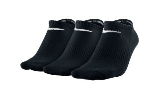 NIKE CALCETINES LIGHTWEIGHT NO-SHOW NEGRO NSX4705 001