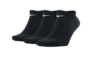 Nike PACK 3 PARES CALCETINES VALUE NO SHOW NEGRO BLANCO NSX2554 001