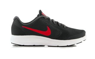 NIKE REVOLUTION 3 JUNIOR NEGRO N819413 011