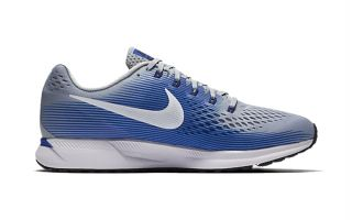 Nike AIR ZOOM PEGASUS 34 GRIS BLANCO N880555 007