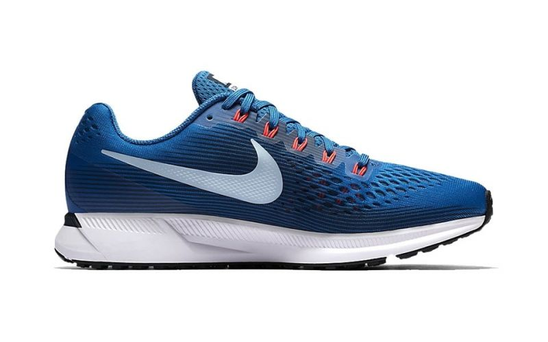 AIR ZOOM PEGASUS 34 AZUL BLANCO N880555 402