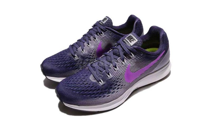 running nike femme pegasus 34 violet