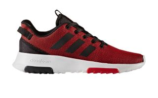 ADIDAS NEO CLOUDFOAM RACER TR JUNIOR ROJO NEGRO JUNIOR AQ1671