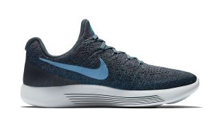 new products 2b9ce ccd78 Nike LUNAREPIC LOW FLYKNIT 2 BLUE N863779 404