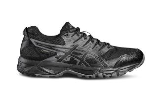 Asics GEL SONOMA 3 GTX BLACK CARBON WOMEN T777N 9099