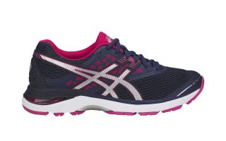 ASICS GEL PULSE 9 MUJER MARINO FUCSIA T7D8N 4993
