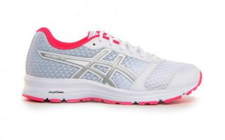 ASICS PATRIOT 9 BLANCO FUCSIA MUJER T873N 0193