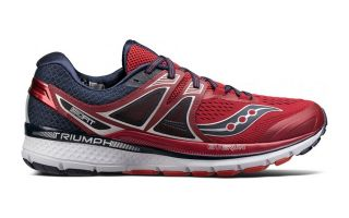 Saucony TRIUMPH ISO 3 RED NAVY BLUE  S203465