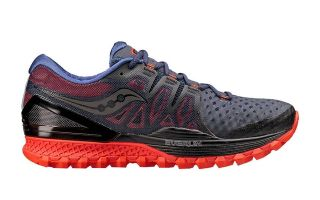 Saucony XODUS ISO 2 NOIR ORANGE S203871