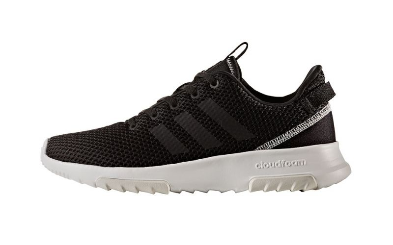 CLOUDFOAM RACER TR MUJER NEGRO CG5764