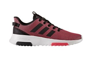 adidas neo CLOUDFOAM RACER TR K JUNIOR  ROSE BLACK AQ1673