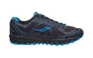 SAUCONY PEREGRINE 6 ICE GREY BLUE BLACK S203442