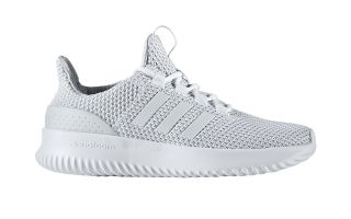 adidas neo CLOUDFOAM ULTIMATE JUNIOR BLANCO GRIS AQ1688