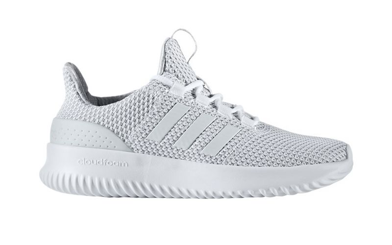 f0f59ce2a5be88 adidas neo ADIDAS NEO CLOUDFOAM ULTIMATE MUJER BLANCO GRIS AQ1688