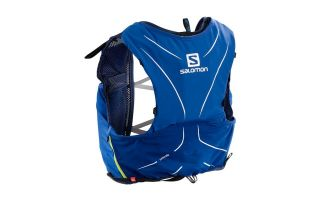 Salomon MOCHILA SALOMON ADV SKIN 5 SET AZUL L396874