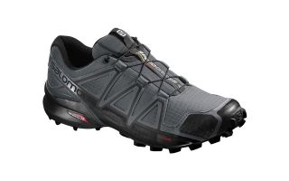 SALOMON SPEEDCROSS 4 GREY BLACK 392253
