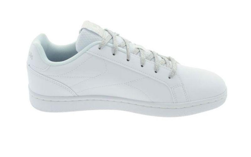 244e0fc9bd4 Reebok ROYAL COMPLETE CLEAN WOMENS WHITE CM9105