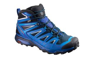 SALOMON X ULTRA 3 MID GTX NAVY AZUL L39867500