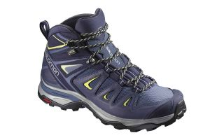 Salomon X ULTRA 3 MID GTX WOMEN PURPLE L39869100