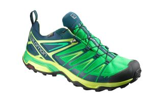 SALOMON X ULTRA 3 GTX REFLECTING VERDE FLUOR L39866900