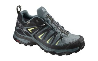 Salomon X ULTRA 3 GTX WOMEN GREY YELLOW L40006500