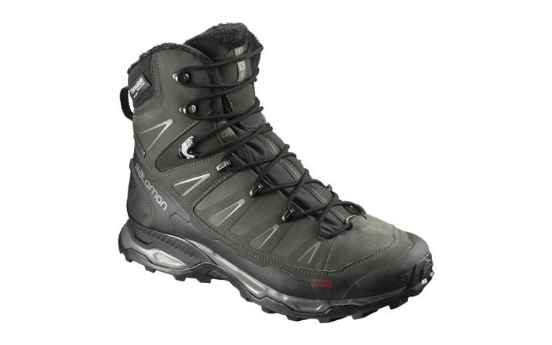 quality design 5b14d bf5d8 Salomon X Ultra Winter CS WP grey | Run on snow