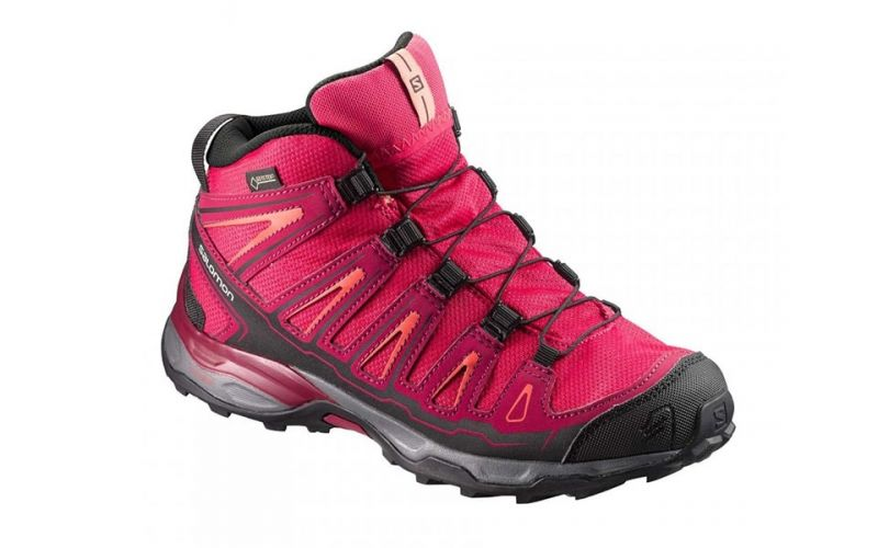X-ULTRA MID GTX JUNIOR ROJO L39865100