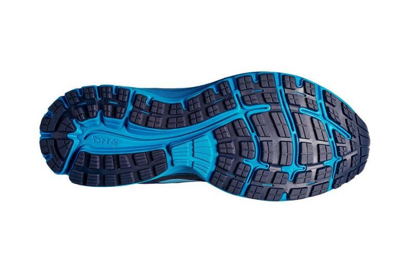 metà prezzo miglior sito web selezione mondiale di Brooks Aduro 5 Blue Men | Technology BioMoGo DNA | Brooks