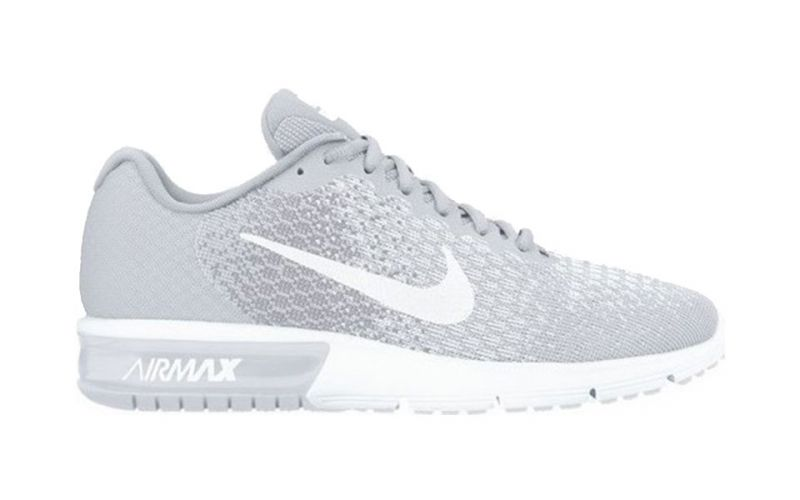 8d68f569cd Nike AIR MAX SEQUENT 2 PLATINUM WHITE N852461 007