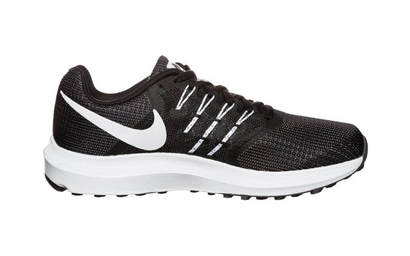 c73659a56e5c4 Nike RUN SWIFT WOMEN BLACK WHITE N909006 001