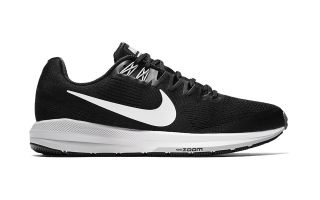 NIKE AIR ZOOM STRUCTURE 21 NEGRO BLANCO N904695 001