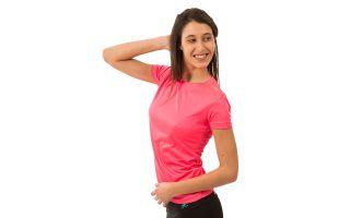 SOFTEE T-SHIRT TECNIC WOMEN NEON FUCHSIA