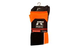 Rox R-RUNNING FLUOR ORANGE SOCK 38401.022