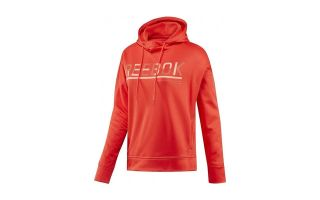 REEBOK WOR BB FLEECE OTH RED WOMEN SWEATSHIRT BS3402