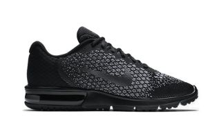 Nike AIR MAX SEQUENT 2 NEGRO N852461 001