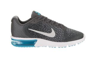 Nike AIR MAX SEQUENT 2 GRIS OSCURO N852461 010