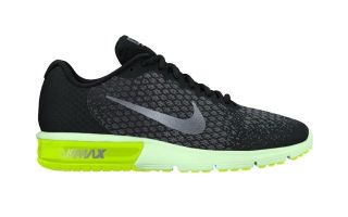 Nike AIR MAX SEQUENT 2 NEGRO VERDE N852461 011