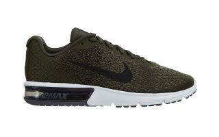 Nike AIR MAX SEQUENT 2  KAKI NEGRO N852461 300