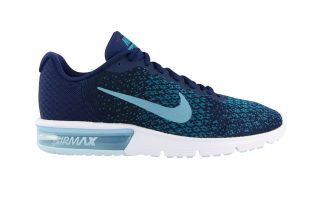 Nike AIR MAX SEQUENT 2 AZUL N852461 405